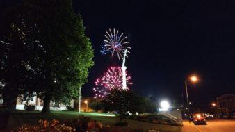 mount vernon, history, fourth of july, celebration
