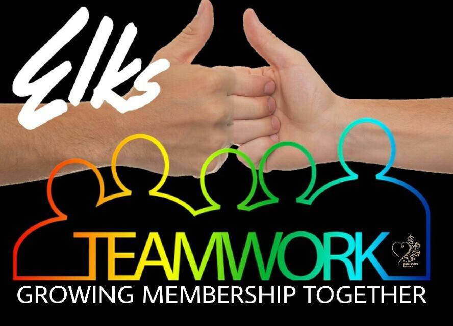 elks lodge membership drive