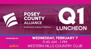 posey county luncheon